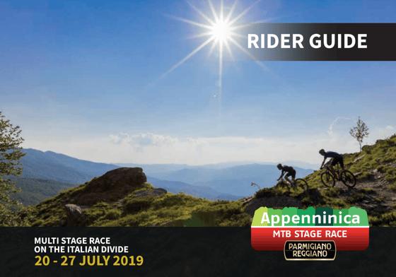 Appenninica 2019 Rider Guide